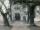 Główna brama cmentarza na zdjęciu z 1992 r. z Archiwum Konserwatora Zabytków