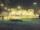 Widok dworca _z duchami_ - pocztówka z początku lat 90. XX w.