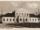 Dąb przed Resursą na pocztówce z lat 40. XX w.